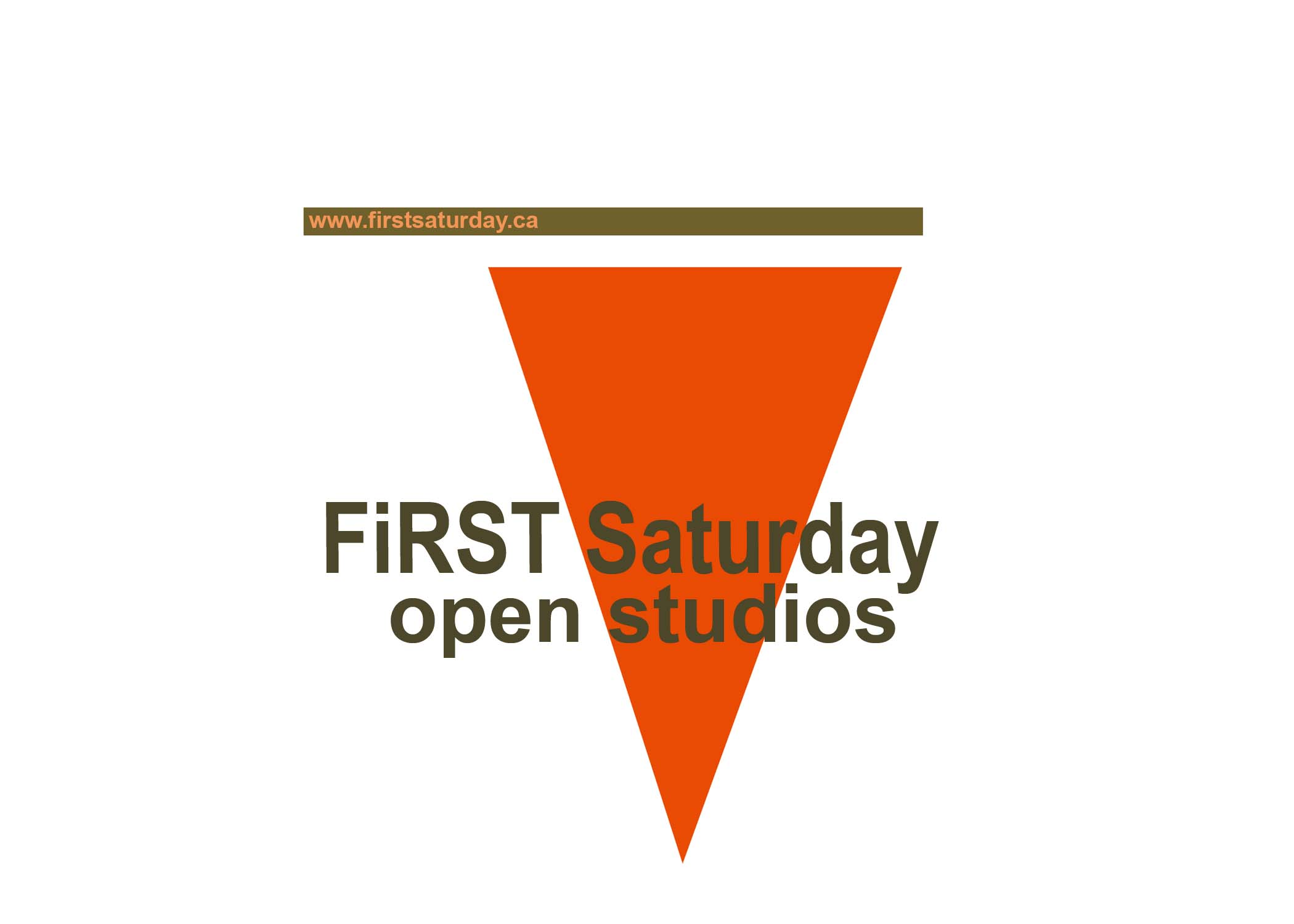 FIRST SATURDAY GRAPHIC gf